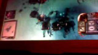 Swine gameplay (ice-floe)