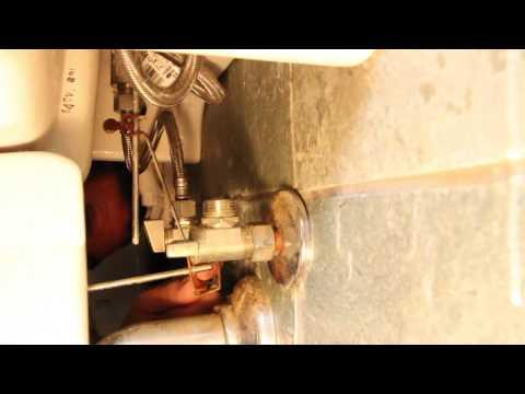 How To Adjust A Lavatory Pop-Up