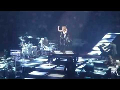 Céline Dion - Alone - Live Kansas City 03 January 2009 Taking Chances Tour