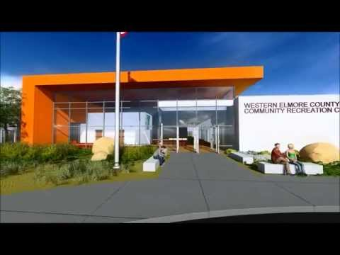 Youth Recreation Center Proposal Animation