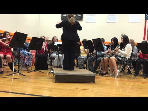 Sandwich Middle School 7th/8th Grade, 2-26-2015: Cut to the Chase