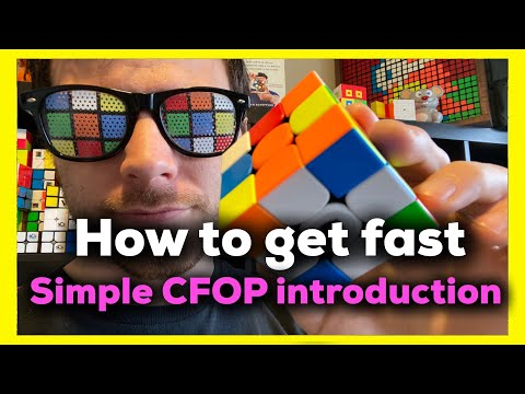 How to Transition from a Beginner to Intermediate Cuber - Learn CFOP