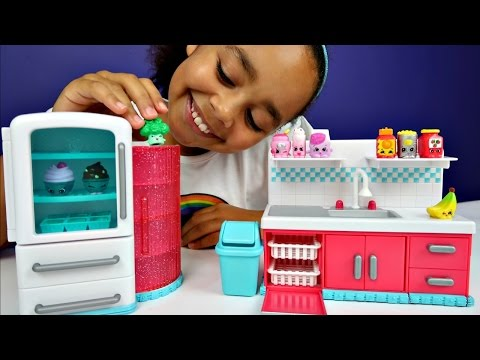 Shopkins Season 6 Chef Club Sparkle Clean...