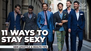 Men Lifestyle & Health Tips | 11 Ways to Stay Sexy | Kevin Kreider | KienVuuMD