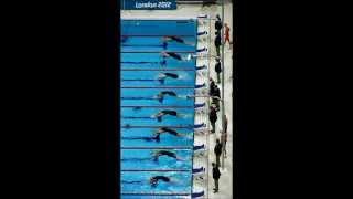 Swimming Women's 4x100m Medley Relay Final