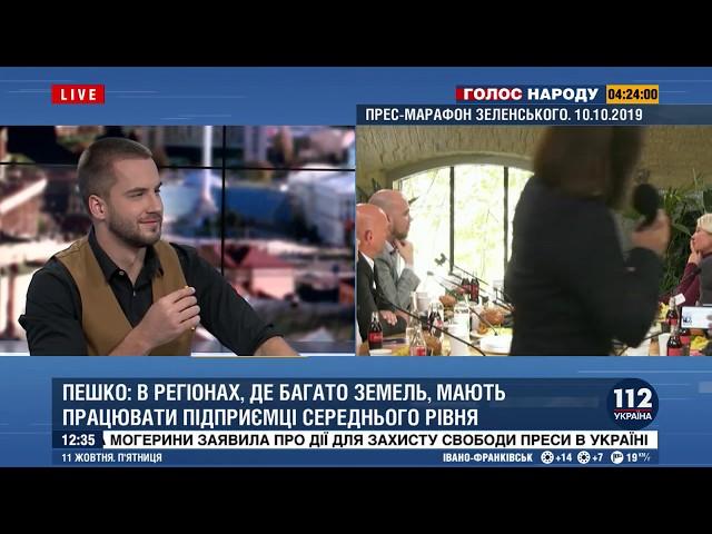 Анатолий Пешко. Иностранцы могут скупить украинскую землю через подставных украинцев