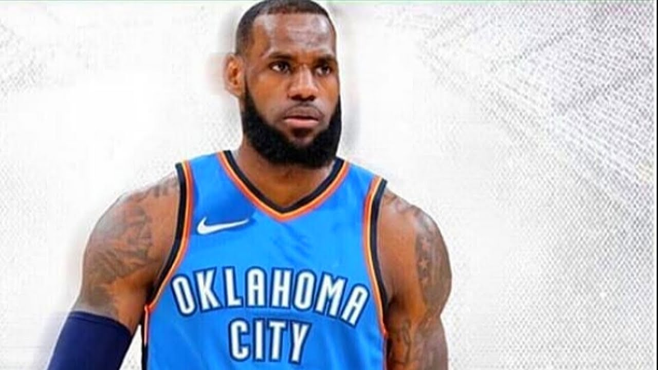 If LeBron James Joined The Thunder!