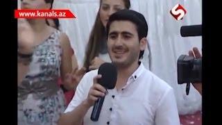 Maraqli Şeki toyu (Nizami NikbiN - Senin gülüşlerin) Kanal S - Beyin ogurlanmasi verilişi Sheki 2014