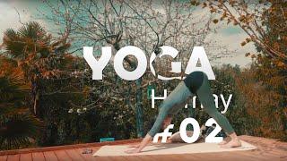 COURS DE YOGA HAMAY #02