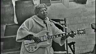 "Sister Rosetta Tharpe- ""Didn't It Rain?"" Live 1964 (Reelin' In The Years Archive"