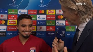 """I never lost here!"" Ex-Man Utd man Rafael beaming after Man City Champions League win"