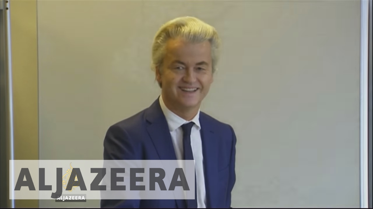 Geert Wilders concedes defeat in Dutch elections