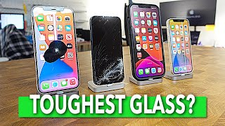 I Broke 17 Different iPhone 12 Screen Protectors. Which One Was Strongest?