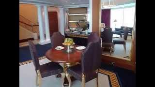 Suite at Burj Al Arab
