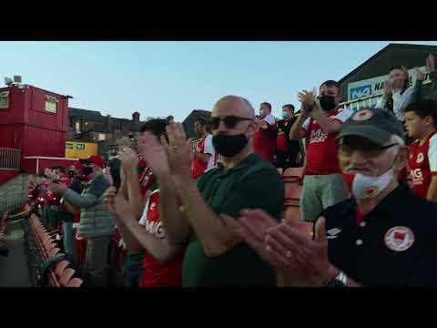 Behind The Scenes | Saints 2-0 Drogheda (16/07/21)