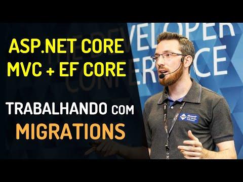 ASP.NET Core MVC + EF Core Code First: Trabalhando com Migrations