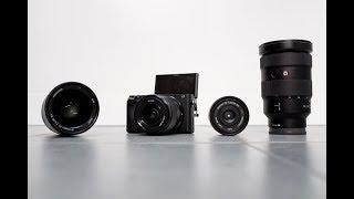 مراجعة للكاميرا Sony a6400:أفضل كاميرا صغيرة الحجم؟