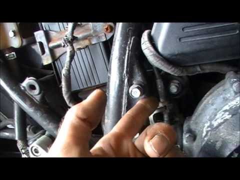 1978 kz1000 wiring diagram for three way switch with two lights basics to motorcycle clutch adjustment youtube