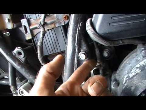 1978 kz1000 wiring diagram 2007 honda civic alternator basics to motorcycle clutch adjustment youtube