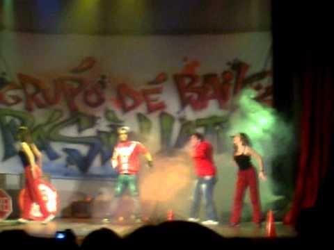 Grupo de Baile Pasión Latina Prof Camila Acosta