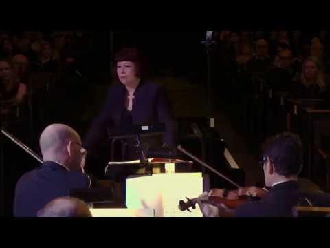 Mozart Overture. Conductor Rimma Sushanskaya