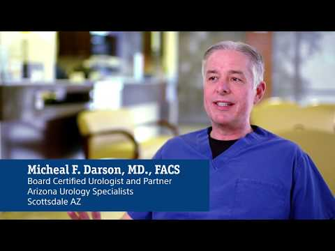 Michael F. Darson, MD, Rezum Water Vapor Therapy Procedure 2 Video