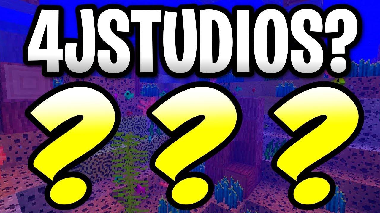 Minecraft WHATS 4JSTUDIOS DOING 113 Aquatic Update Wii
