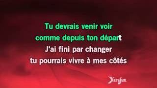 Karaoké Venir voir - Emmanuel Moire *