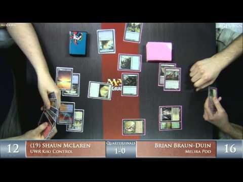 Grand Prix Minneapolis 2014 Quarterfinals (Modern)