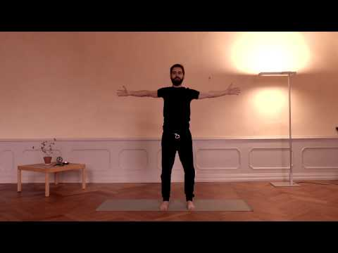 Yoga for Seniors by Javier Salinas | PART 1