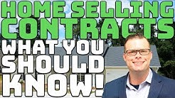 What You Should Know About Home Selling Contracts!