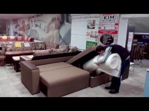 Топпер, футон для дивана (матрас для дивана МеблиХит)