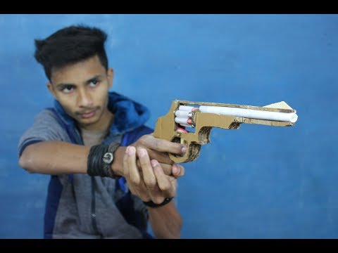 How To Make A Automatic Revolver That...