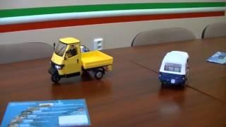 Piaggio APE   RC model