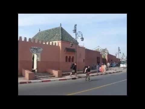 "Marrakech Al Bahja - ﺇﺫﺍﻋﺔ ﻣﺮﺍﻛﺶـ برنامج الحومة القديمة- لماذا سميت مراكش بالبهجة ""بهجاوة"""
