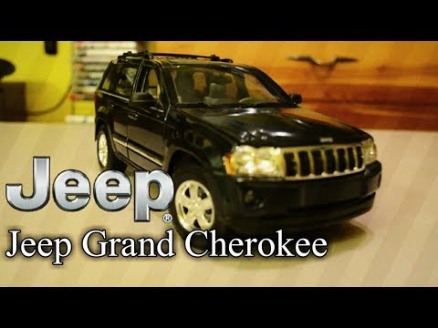 Jeep Grand Cherokee || Diecast Model || Super Toy Car - Review By Nawab Saab Official