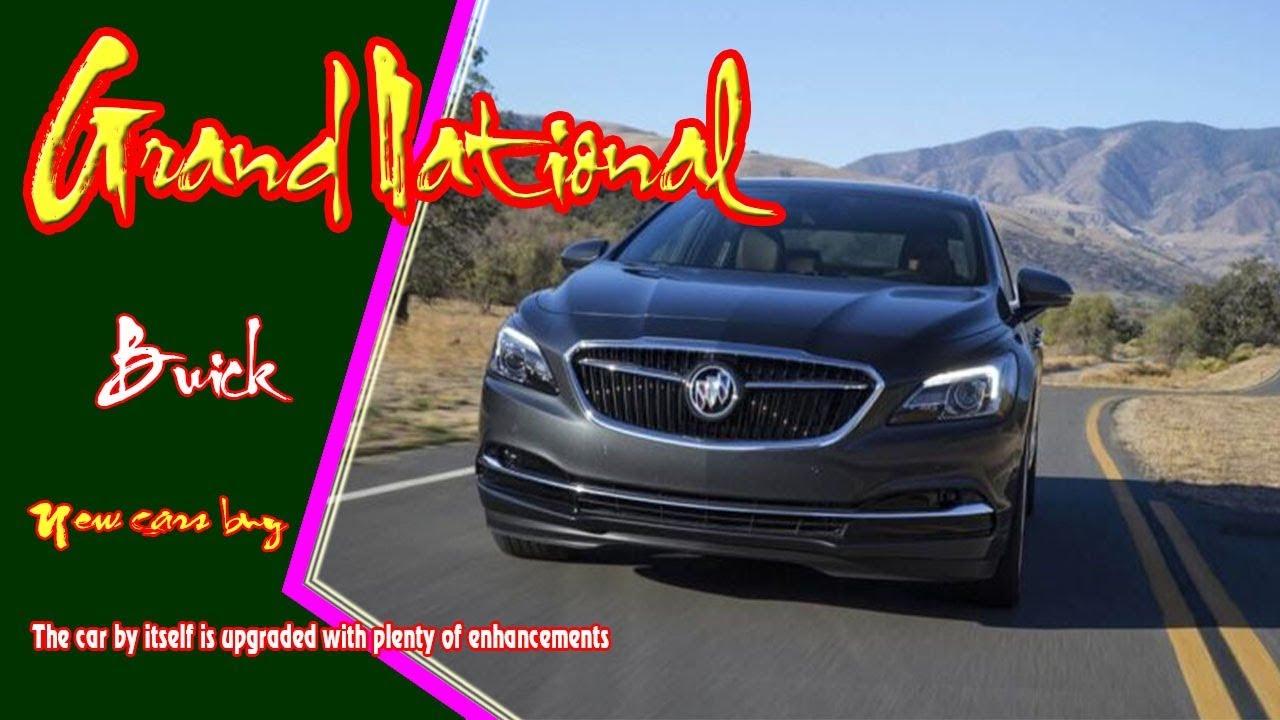 New Buick Grand National >> 2019 Buick Grand National | 2019 buick grand national gnx ...