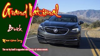 2019 Buick Grand National | 2019  buick grand national gnx | 2019 buick grand national turbo
