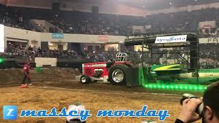3500 plus horsepower pro stock pulling tractors