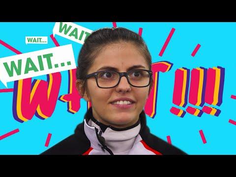 Raya Zaharieva - Bulgaria - WAIT...WHAT!!!