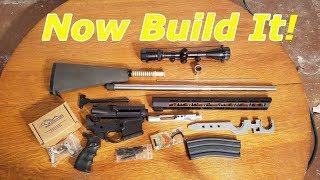 AR 15 Einsteiger Guide (Welche Teile, die Sie brauchen, um zu bauen eine Waffe.)