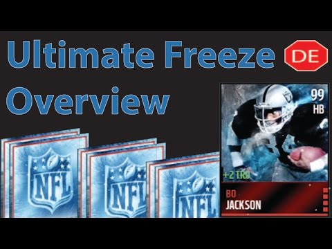 ultimate freeze pack madden 17