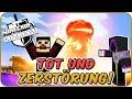 TOD UND ZERSTÖRUNG 💥 - Minecraft Kingdom 👑 #07