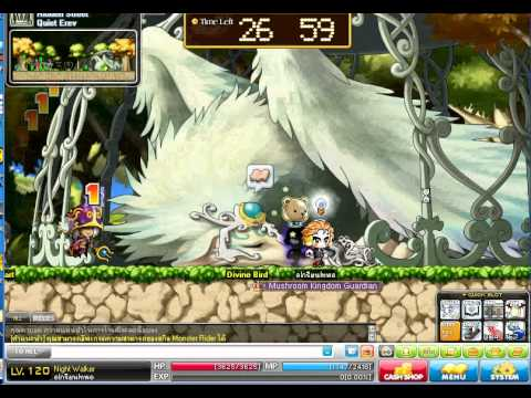 how to become a nightwalker in maplestory