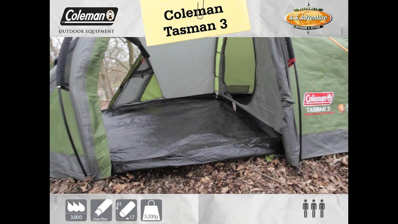Coleman - Tasman 3 -- NL & Coleman - Tasman 3 -- NL - YouTube
