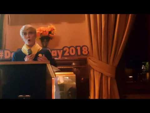 Avril Power: Westport Daffodil Day Launch. 14.03.2018