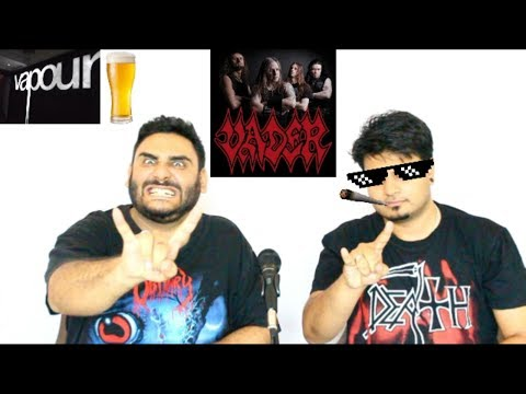 VADER live in India! | Bangalore Open Air Gig Update