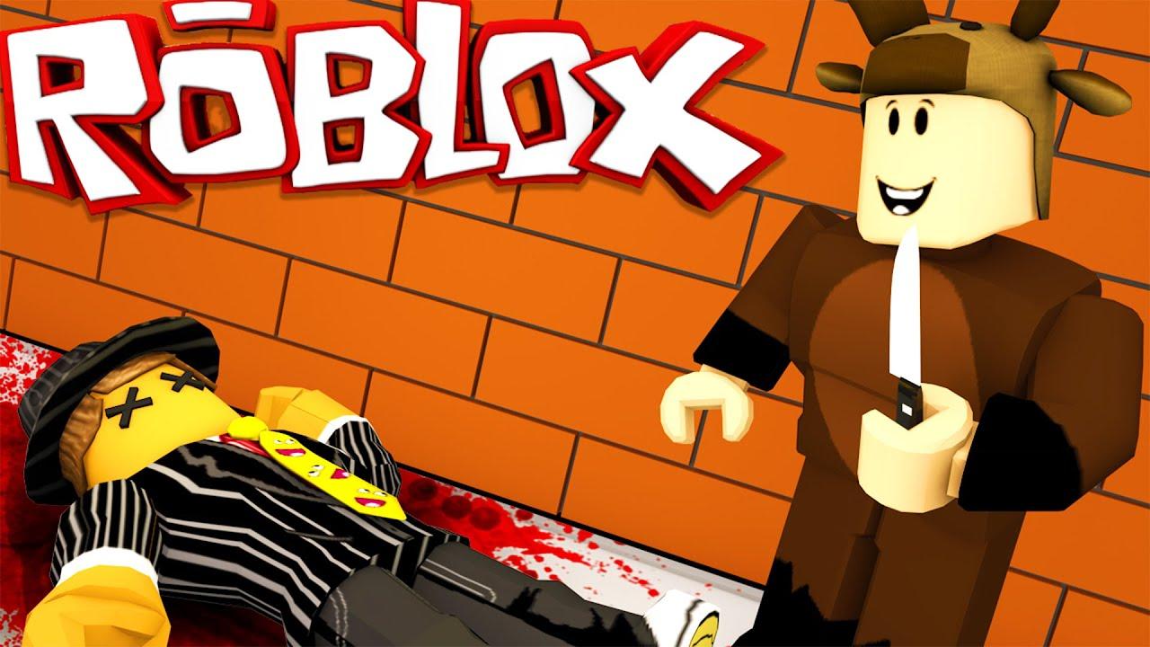 Download KILLING FRIENDS IN ROBLOX! (Roblox Murder Mystery 2)