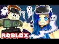 - Ghost Hunting in a Roblox Mansion!