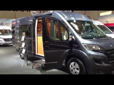 Malibu 600 DB low bed bzw.  Malibu 600 DSB 4, Caravan Salon Duesseldorf 2016